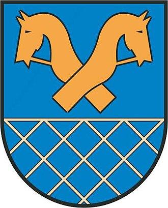 Pegestorf - Image: Wappen pegestorf