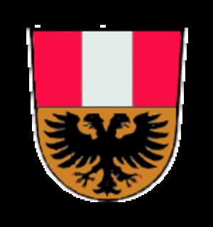 Altfraunhofen - Image: Wappen von Altfraunhofen