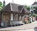 War Memorial Shelter and Fingerpost, Kingswood - geograph.org.uk - 288231.jpg