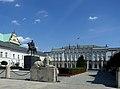 Warszawa, Pałac Radziwiłłów.JPG