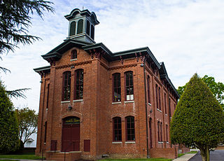 Warwick County Courthouses