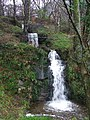 Waterfalls near Cloch Road - geograph.org.uk - 709058.jpg