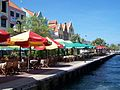 Waterfront Dining Willemstad Curacao.JPG
