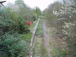 Croxley Rail Link - Wikipedia