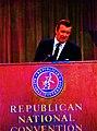 Wayne addresses the Republican Convention in Miami, 1968.jpg