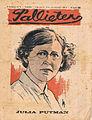 Weekblad Pallieter - voorpagina 1926 16 julia putman.jpg