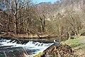 Weir, River Wye, Derbyshire (geograph 2003463).jpg