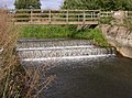 Weir and Footpath - geograph.org.uk - 233417.jpg