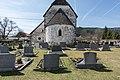 Weitensfeld Zweinitz Pfarrkirche hl Egydius und Laurentius Apsis 10042015 1762.jpg