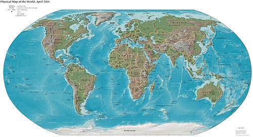 karta jorden Kartografi – Wikipedia karta jorden