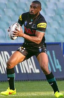 Wes Naiqama Australian rugby league footballer