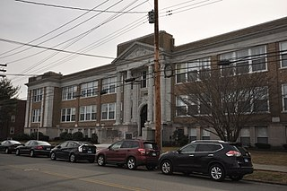 Old West Haven High School United States historic place
