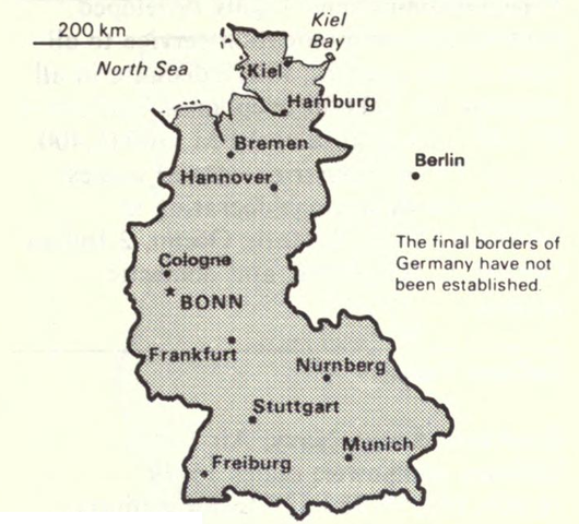 Map Of West Germany.File West Germany Cia Wfb Map Png Wikimedia Commons