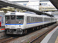 West Japan Railway - Series 115-2000 - Hiroshima Renewal Color - 01.JPG