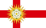 Flag of West Riding of Yorkshire