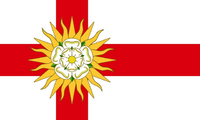 Official flag of the West Riding of Yorkshire