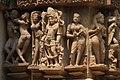 Western Group of Temples, Khajuraho 04.jpg