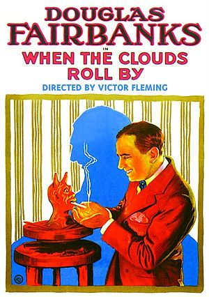 When the Clouds Roll By - Theatrical poster