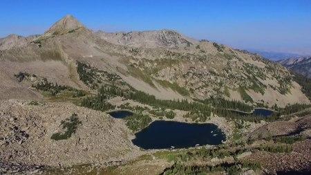 File:White Pine Lake in Utah.webm