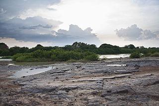 White Volta river