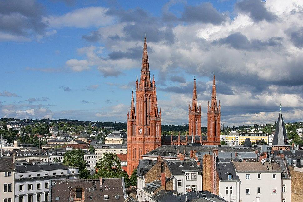 Wiesbaden Innenstadt