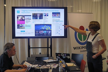 Wikidata and Commons Workshop for Saami at Oodi 5JUN2019 06.jpg