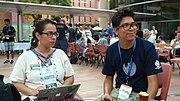 Wikimanía 2013 (1376099100) Hung Hom, Hong Kong.jpg