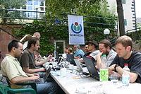 Wikimania05-day3-devinsun.jpg