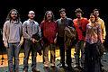 Wikimania 2009 - Richard Stallman en el teatro Alvear con asistentes (6).jpg