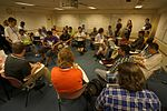 Wikimania 2013, idea lab 02.jpg