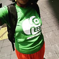 Wikimania 2015 outfit.jpg