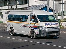 Share taxi - Wikipedia