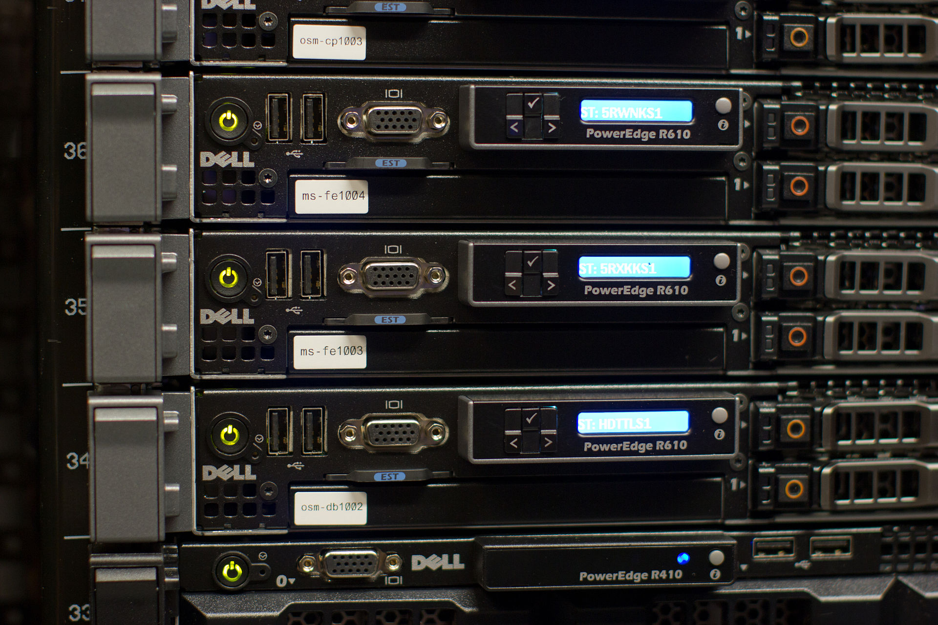 List Of Dell Poweredge Servers Wikipedia