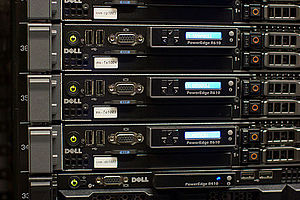 Dell PowerEdge - Rack-mounted 11th generation PowerEdge servers