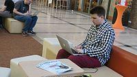 Wikimedia Hackathon 2017 IMG 4319 (34371125000).jpg
