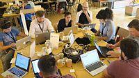 Wikimedia Hackathon 2017 IMG 4691 (34653594331).jpg
