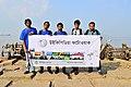 Wikipedians at Wikipedia Photowalk, Chittagong (01).jpg