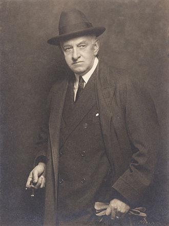 Willard Metcalf - Metcalf, c. 1920