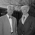 Willem Sandberg en Ossip Zadkine (1965).jpg