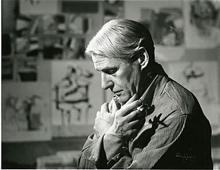 Willem de Kooning Dutch painter