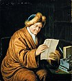 Willem van Mieris - An Old Man Reading.JPG