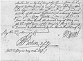 William Burnett Letter May 24, 1726 - NARA - 193049.tif