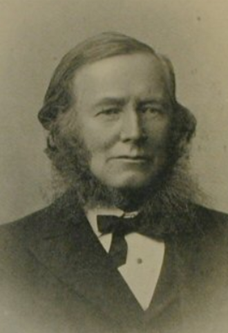 William Jack (mathematician) - William Jack c. 1880