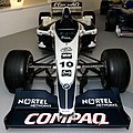 Williams FW22 front Donington Grand Prix Collection.jpg
