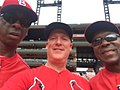 Willie McGee and Vince Coleman (31079627642).jpg