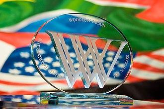 Woodrow Wilson Awards - Image: Wilson Award