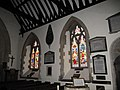 Windows in the church - geograph.org.uk - 1490897.jpg