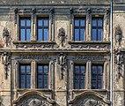 Windows of the house at Stodolní 18, Ostrava, Czech Republic 015.jpg