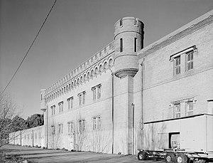 Winehaven, California - Building 1 (storage cellar), Winehaven