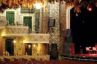 Elgin and Winter Garden Theatres - Image: Winter Garden, Toronto Great Seats